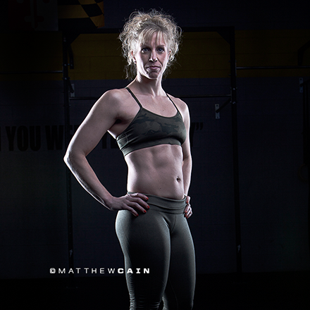Amy Nesspor : Level 1 CrossFit Trainer