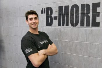 Anthony Illiano : Level 1 CrossFit Trainer (CF-L1)