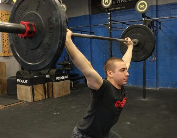 Nick Calvano : Level 1 CrossFit Trainer (CF-L1)